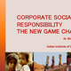 thumbnail of CSR - The New Game Changer by Dr. Bhasker Chatterjee