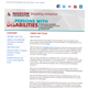 thumbnail of Disability Initiative Newsletter: April 2014