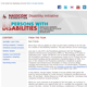 thumbnail of Disability Initiative Newsletter: May 2015