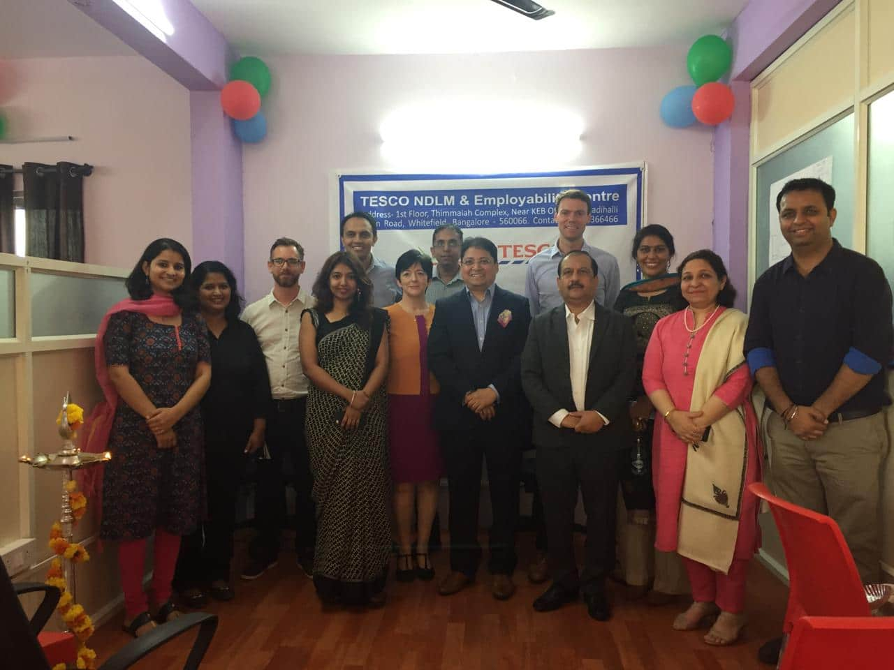 Tesco Bengaluru inaugurates first Community Career Development Centre in partnership with NASSCOM Foundation