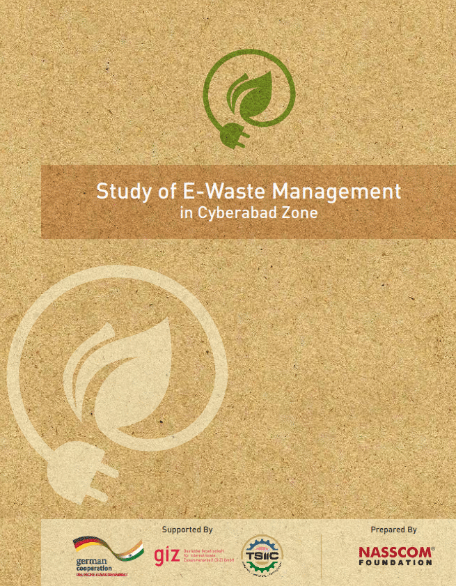 Study of E-waste management in Cyberabad Zone